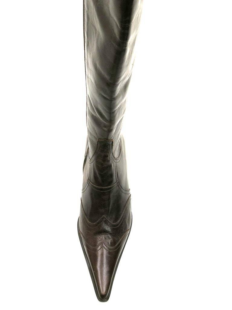 Lamica élégante en cuir bottine kurzstiefel Cuir Chaussures Bottes Femmes 3061