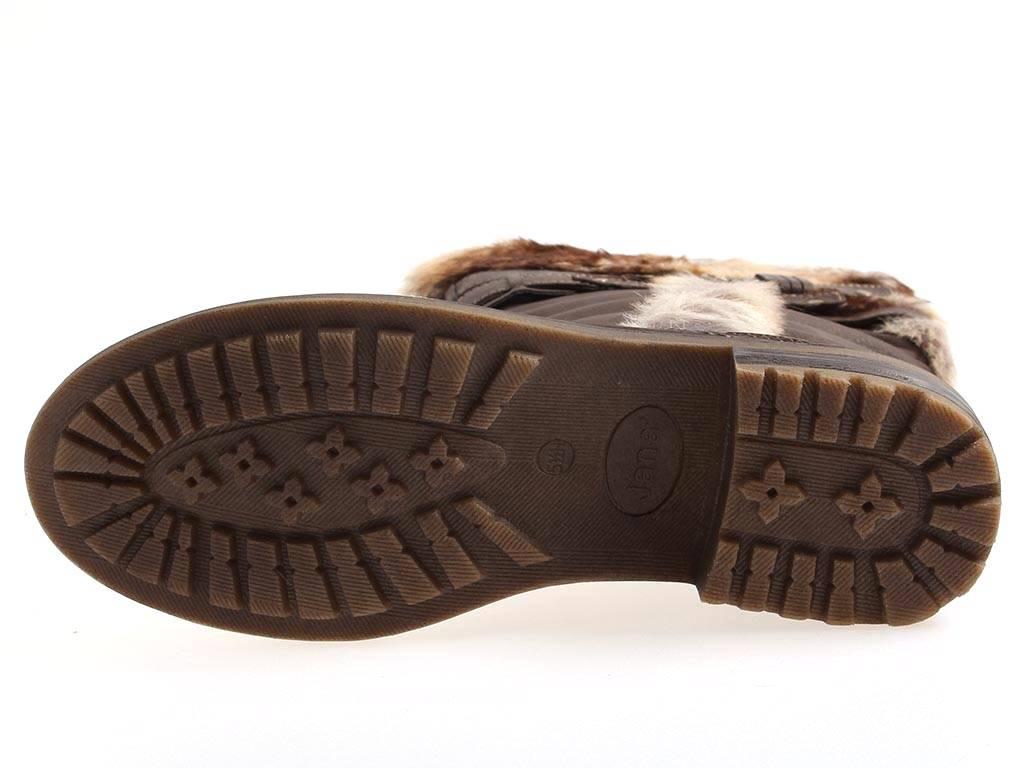 Jana 8-26602 Winterstiefel in mocca Damenschuhe Stiefel Jana Tex Schuhe