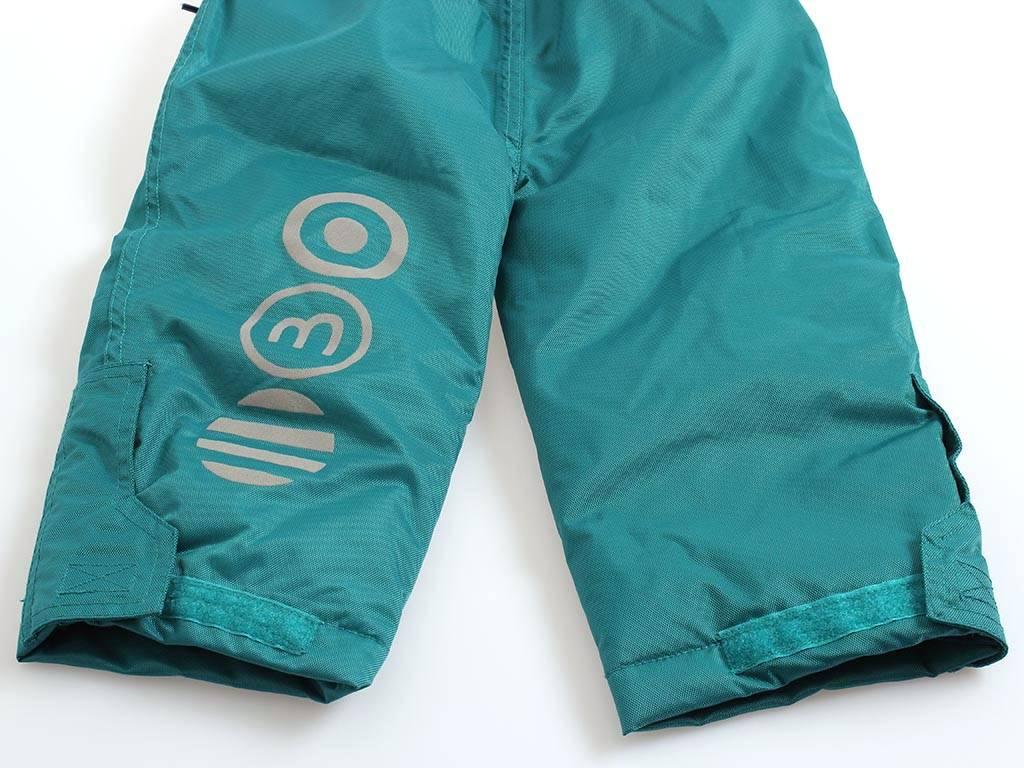 Minymo schneehose matelassée pantalon pour hiver pantalon de ski avec bretelles