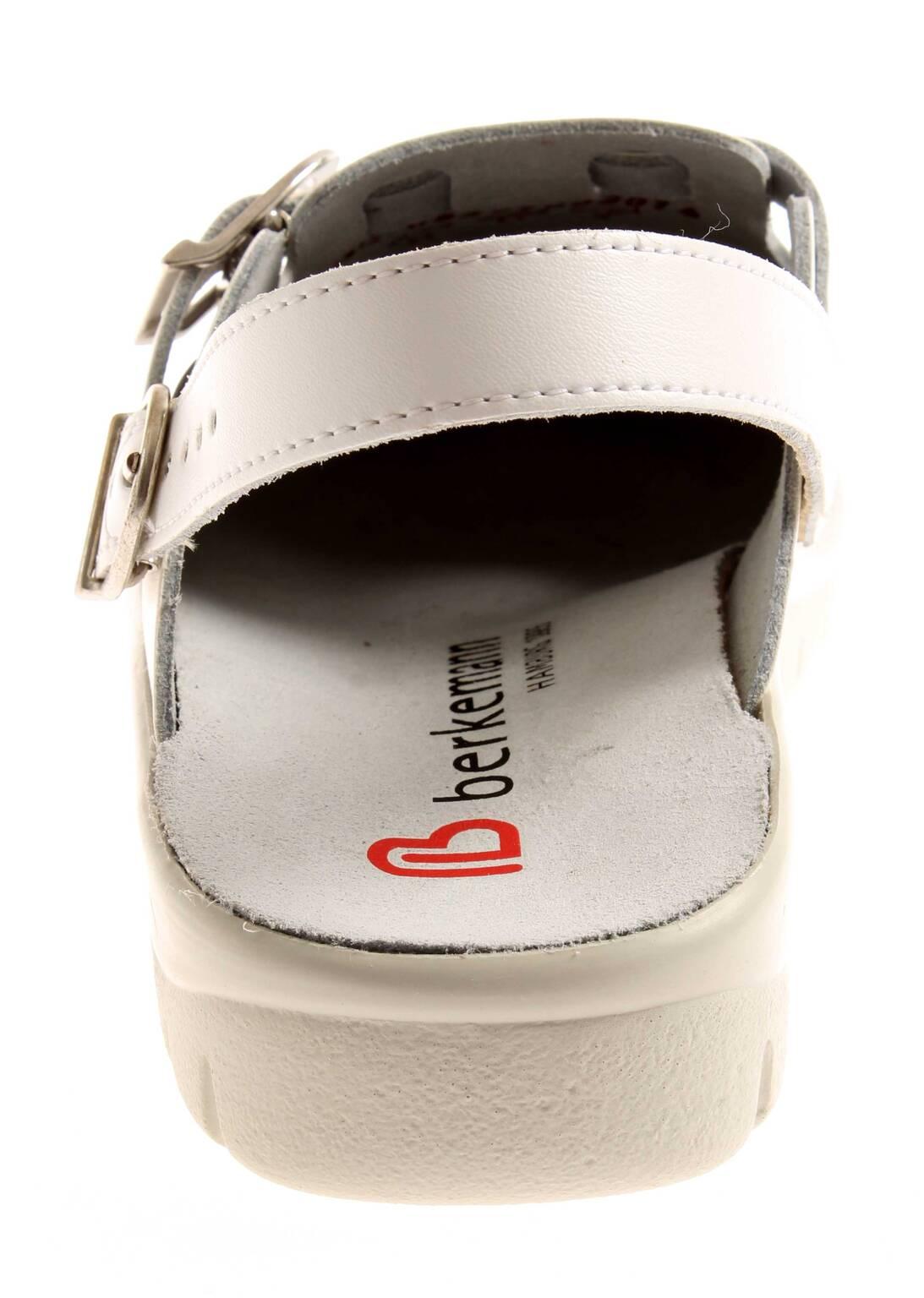 Berkemann Tec-Pro Pasadena Unisex-Erwachsene Clogs Pantolette Echtleder 00537