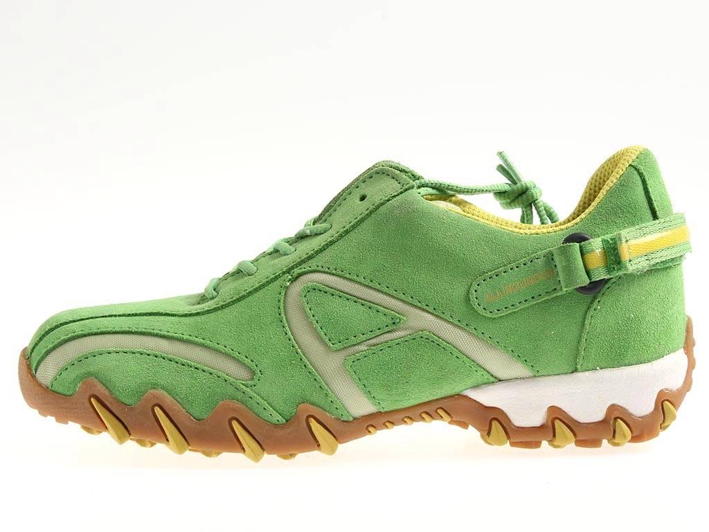 Allrounder by Mephisto Damensneaker Sneaker Motion Leder Textil Sommersneaker