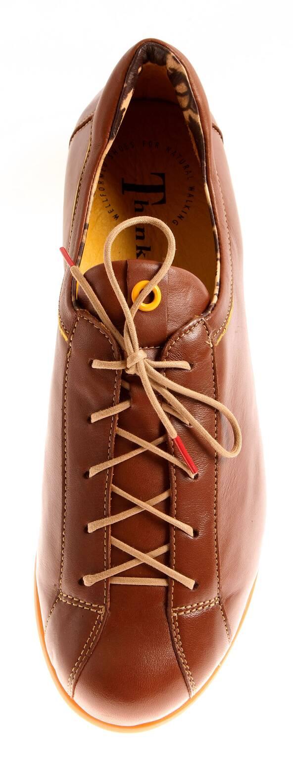 Think Schnürer Sommer Damenschuhe Damen Schuhe Leder EGGAL 0-80061 0-80061 EGGAL eb95b3