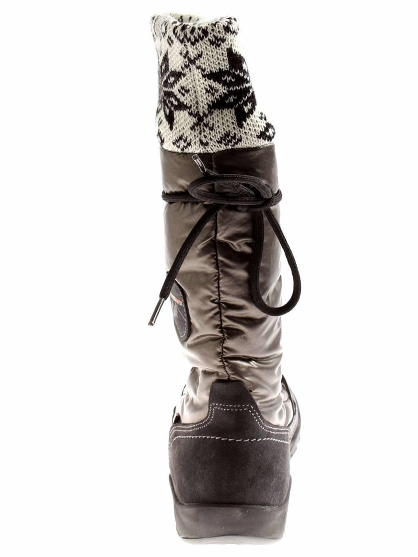 Northland SnowStiefel Stiefel Ecotherm-Tex Winterstiefel Damenschuhe Ecotherm-Tex Stiefel grau a88651