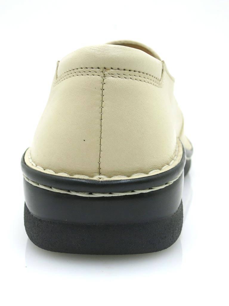 Berkemann Alice Halbschuhe Slipper Leder Schuhe für Damen sand sand sand Lederschuhe 68f956
