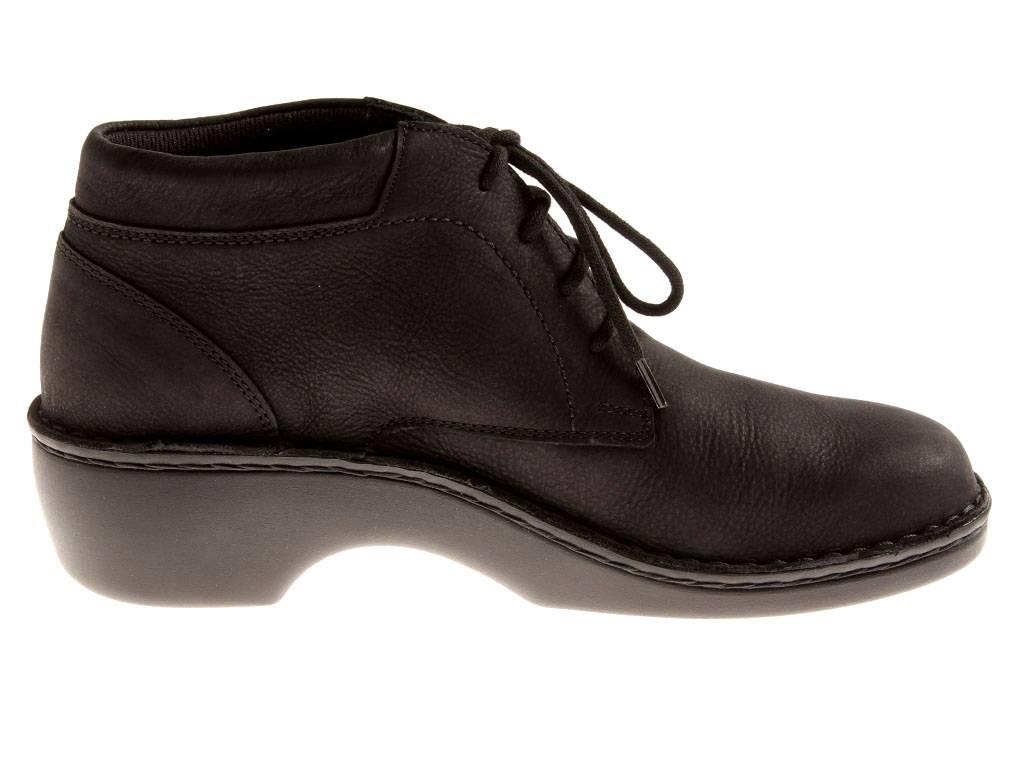 Berkemann Boot Valena Leder Schuhe Damen Comfort Comfort Comfort Schnürboot 04204 266a5b