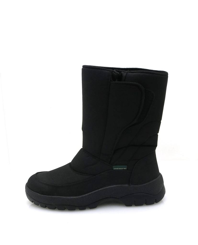 Stone Walk Winterboots Stiefel 0596 Boots Herrenschuhe robust schwarz 0596 Stiefel 26bf08