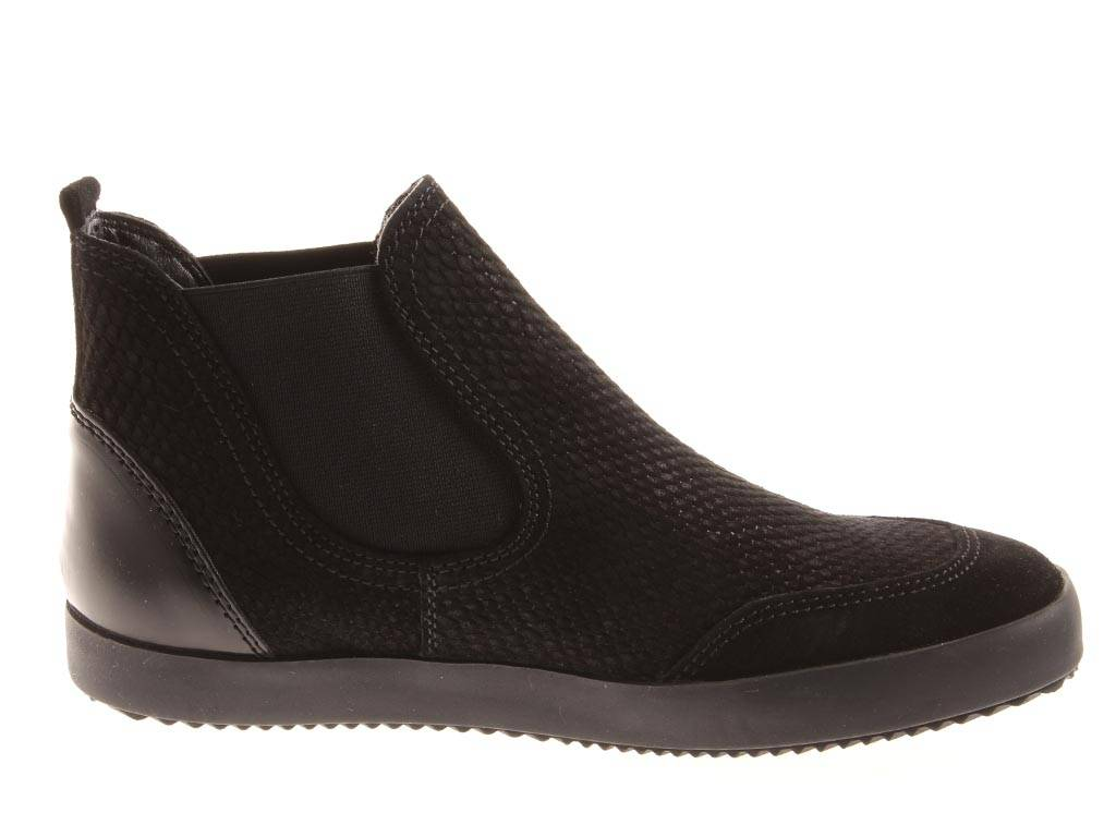 Tamaris 1-25849-35 klassische Chelsea Boots Stiefelette black black black 53c77f