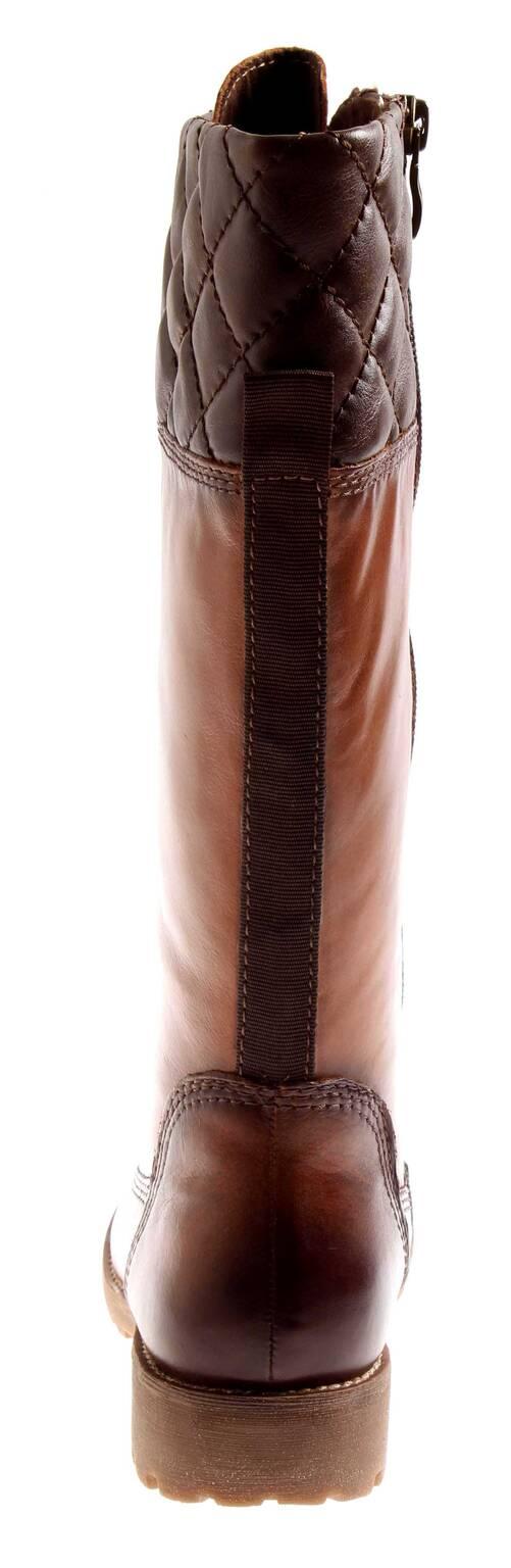 Tamaris Botte D'Hiver Chaussures Femmes 1-25514-23 Look Équitation Bottes WObmnpTy6