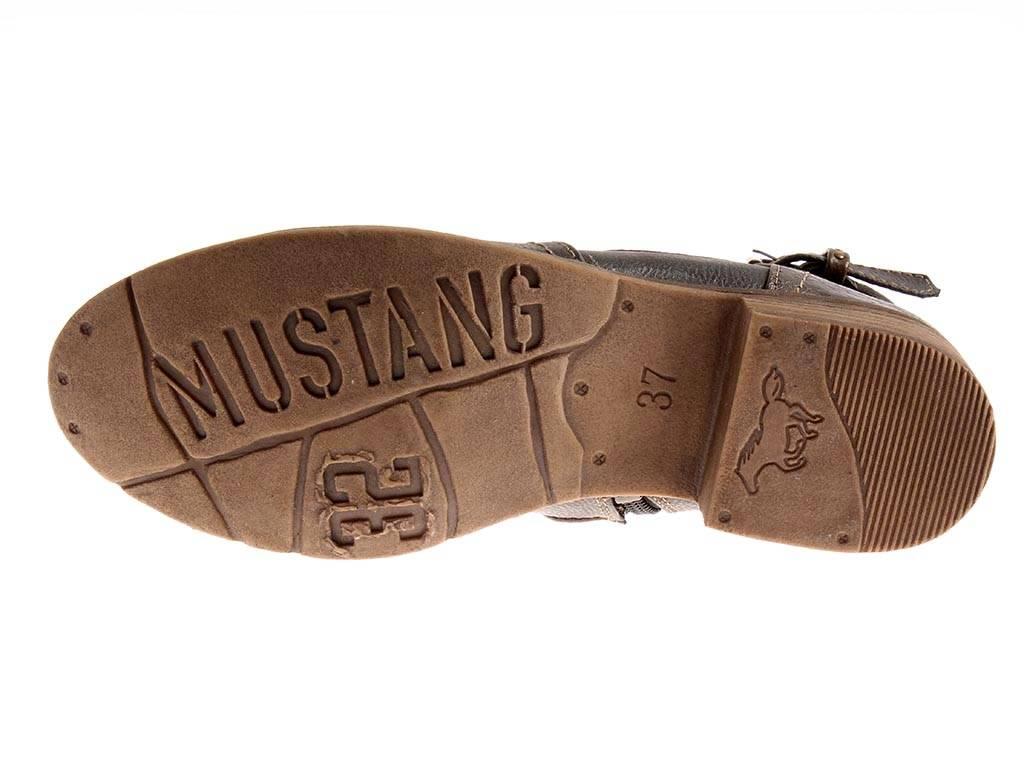Mustang Damenstiefelette Chelsea Stiefelette Stiefel Chelseas Stiefelette Chelsea 1167-511 graphit c8da72