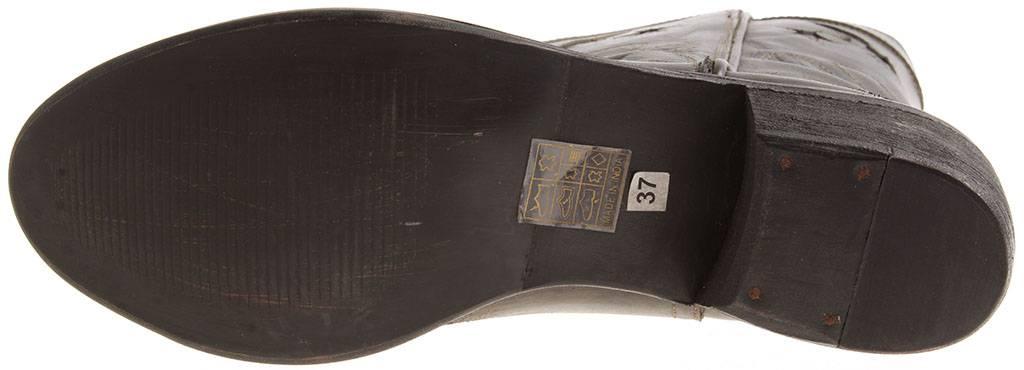 Indexbild 12 - Bronx Damen Leder Cowboy Stiefel 13323 Winterstiefel Schuhe Lederstiefel