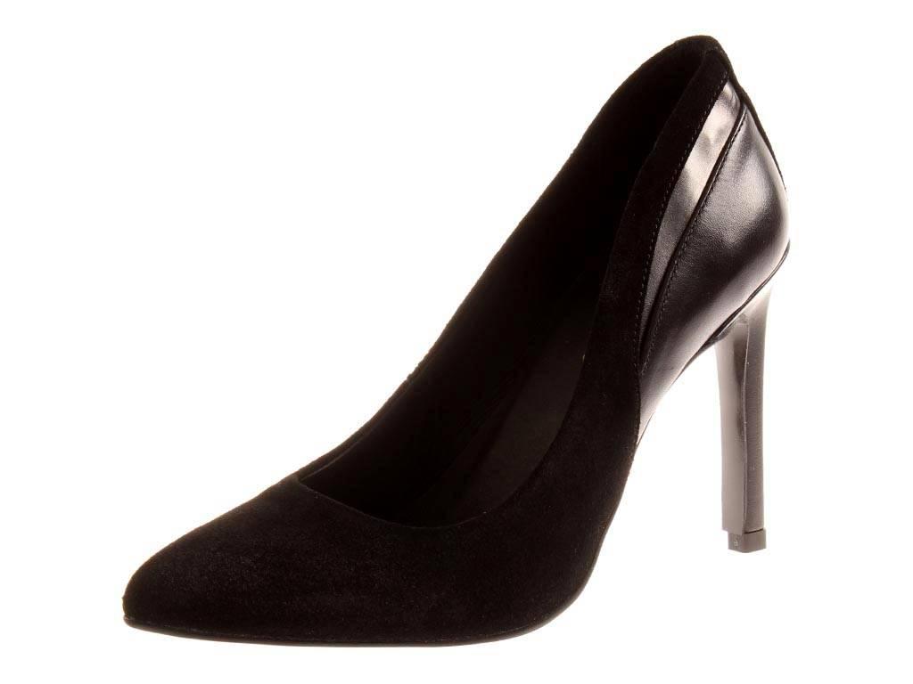 Nata High Schuhes Portugal Pumps Stilettos High Nata Heels Schuhe schwarz 1437-28 8daafe
