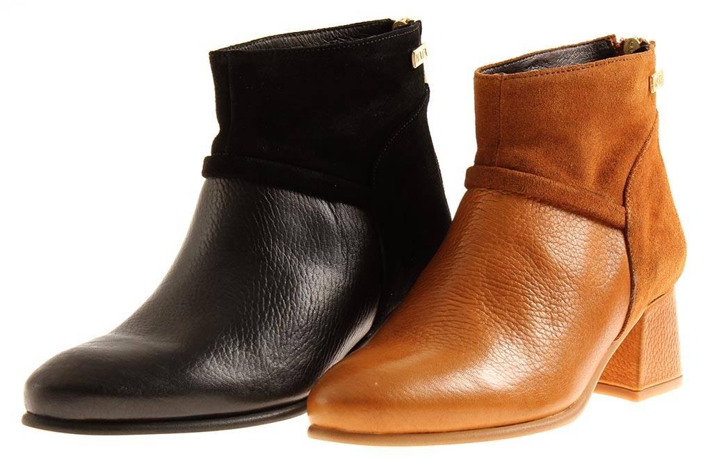 Schwarz Damen Stiefel Stiefel Stiefel Schuhe Dkode Schnür