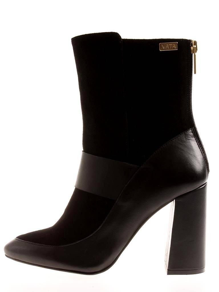 Zapatos de NATA de de de tobillo de cuero kathamag arrancar las señoras tobillo bota cuero Gamuza 1453 3111ae
