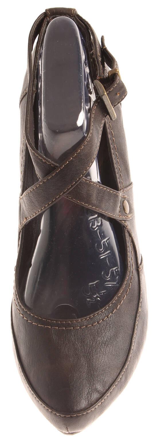 De Entreprise Chaussures Femmes Sur Escarpins Avec Détails 1535 Pour Sangle Tamaris 0PknOw