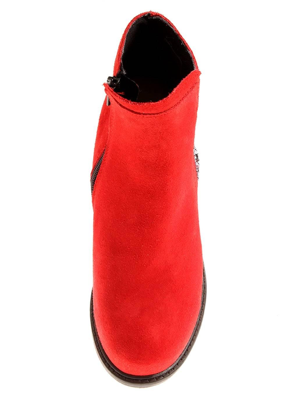 Kathamag look botín invierno zapatos botas botas botas 1706-005 lana 9075fe