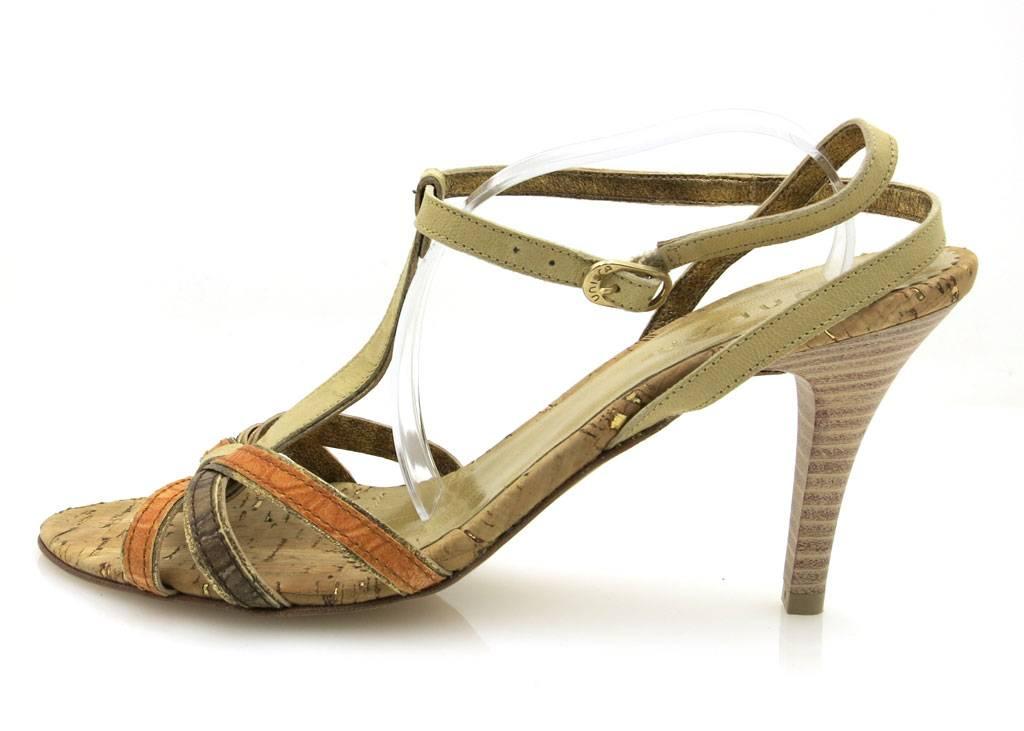 Unisa-elegante-Lederpumps-Pumps-Damenschuhe-mehrfarbig-Sommerschuhe-1776 miniatuur 8