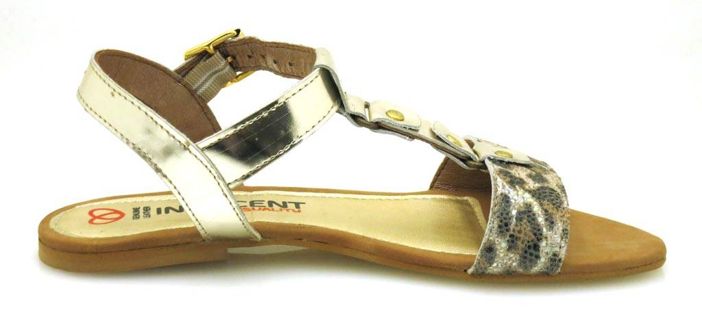 Innocent souple comme le beurre Sandales Sandales en cuir chaussures en cuir chaussures d'été 181-ad04 - BEJE, 36 EU