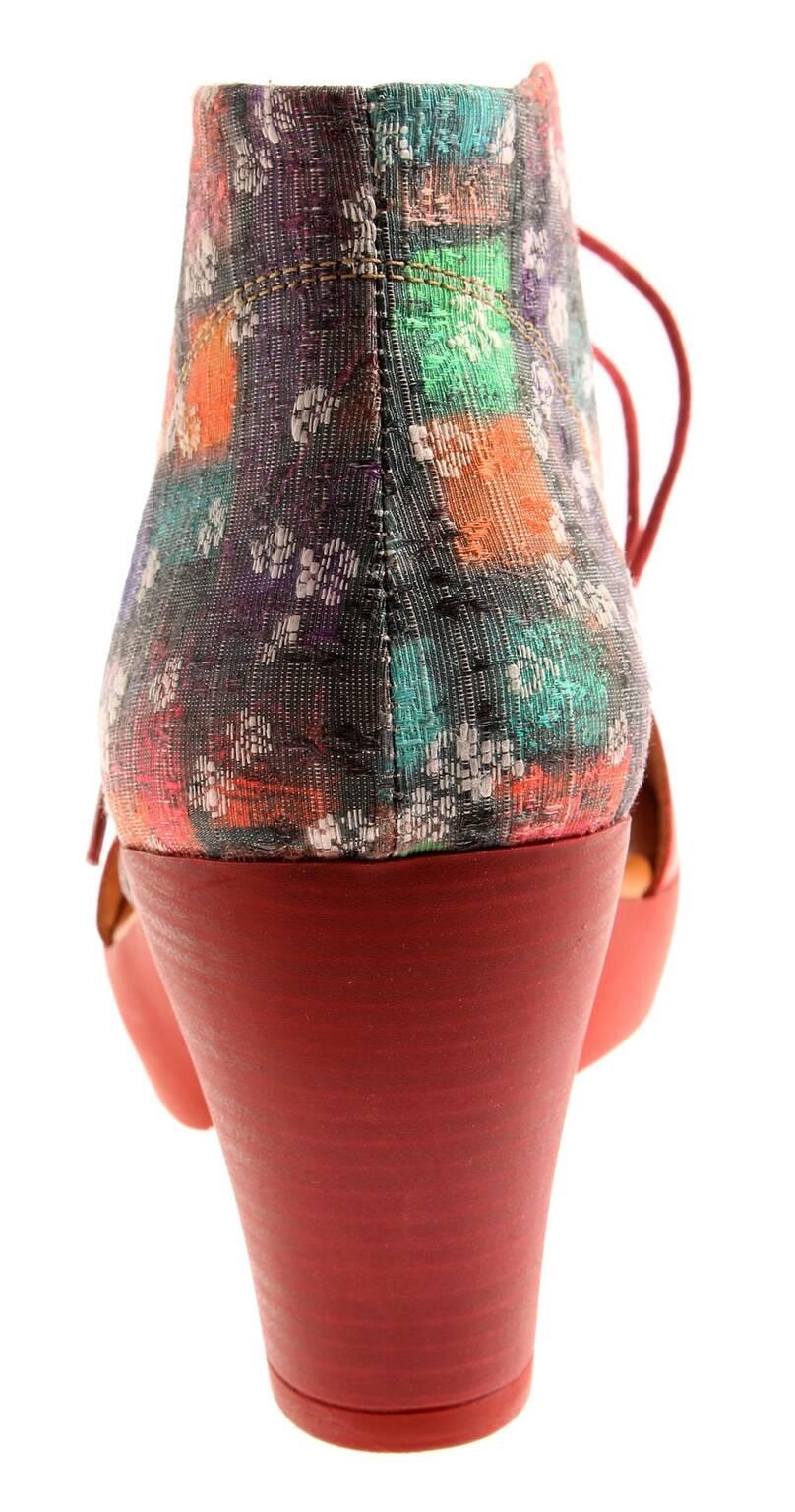 Think 2-82528 Sommerschuhe JACKY Sandalette Sommerschuhe 2-82528 Leder Schuhe Damen ab2ddd