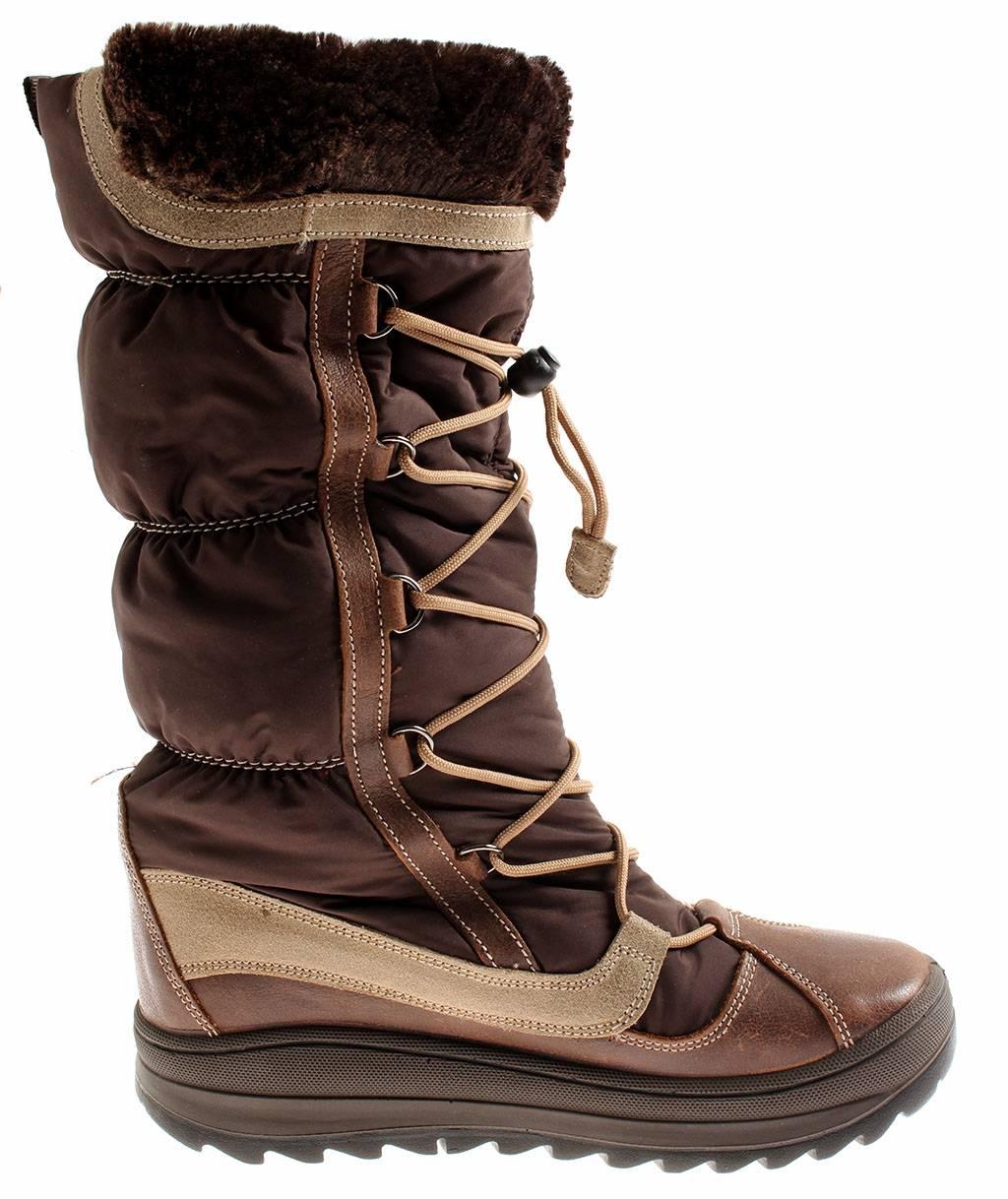 15d4517fee8317 iMac Damen 2089 Winterboots Winterstiefel Winterschuhe Boots Stiefel ...