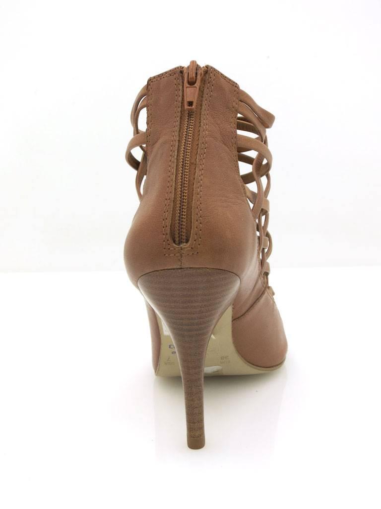 Chaussures à talon aiguille Via Uno marron femme WzKH50bI