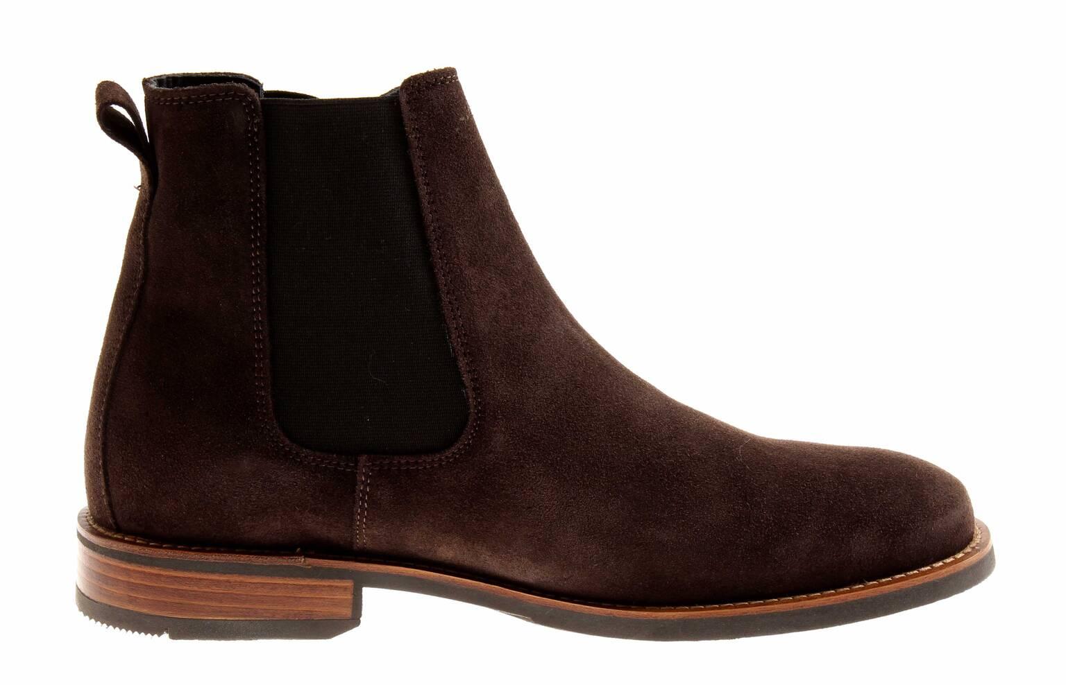 Cloud 9 by Wolky Leder Knöchelschuhe Stiefel Schuhe aus Leder Wolky Chelsea Boot bf785c