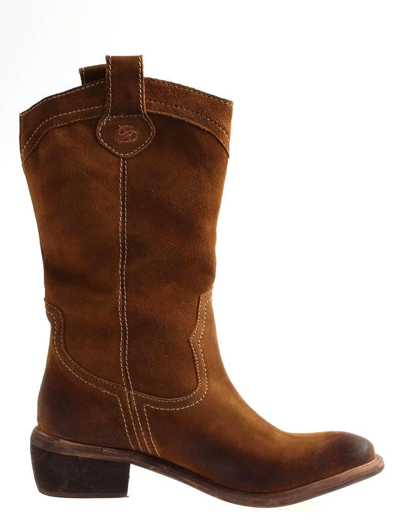 buy online 86a7b c125e Details zu Dockers Cowboystiefel 254302-141017 Westernstiefel Lederstiefel  Stiefel Damen