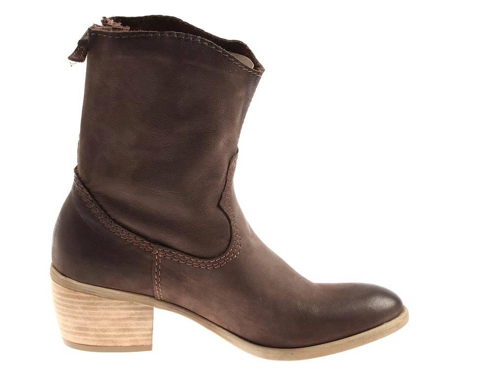 Tamaris 1-25795 Cowboystiefelette Cowboystiefelette 1-25795 Schuhe Leder Westernstiefelette 8ced05