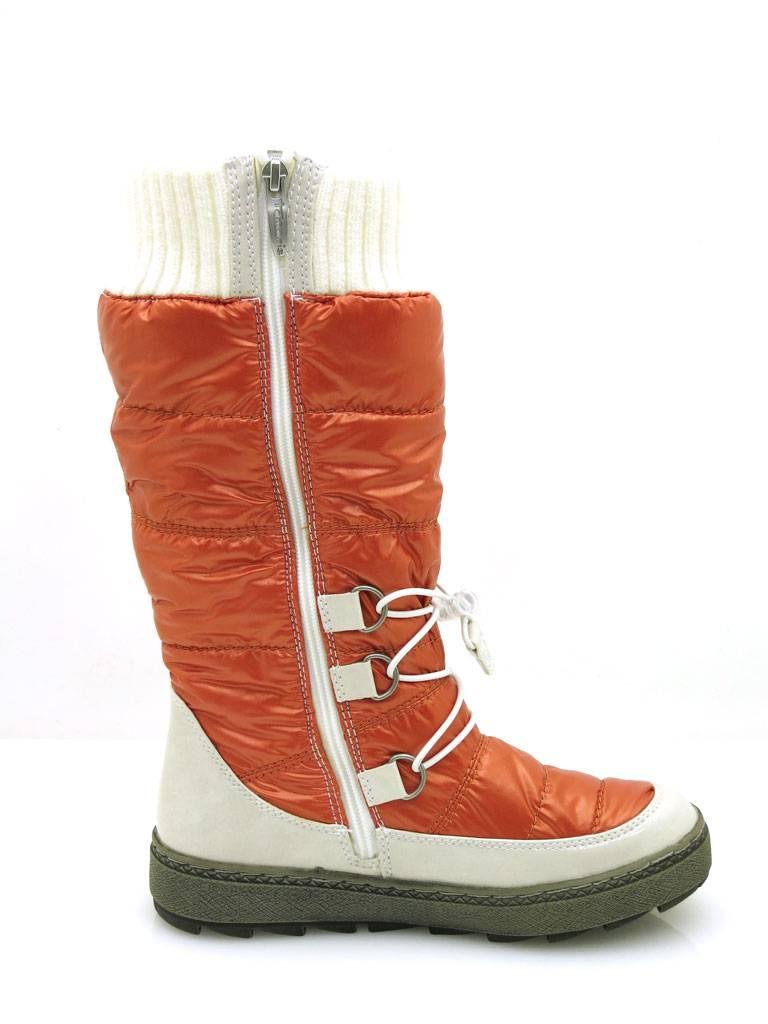 Tamaris Snowboots Stiefel Winterstiefel Damenschuhe Tex Membran 1 26638 Orange