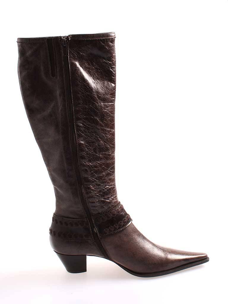 Lamica Langschaftstiefel Lederstiefel NEU Stiefel Damenschuhe Lederschuhe Schuhe NEU Lederstiefel 7a4df9