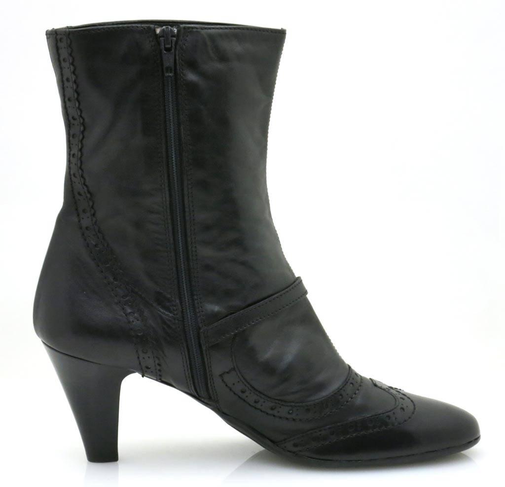 Isabelle Isabelle Isabelle Lederstiefelette Stiefelette Damenstiefelette Damenschuhe Schuhe Leder 5d95d6