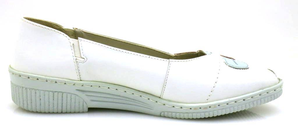 Jenny Zapatos By Peep Bailarinas Zapatillas Toe Confortables Ara rZrwqpR