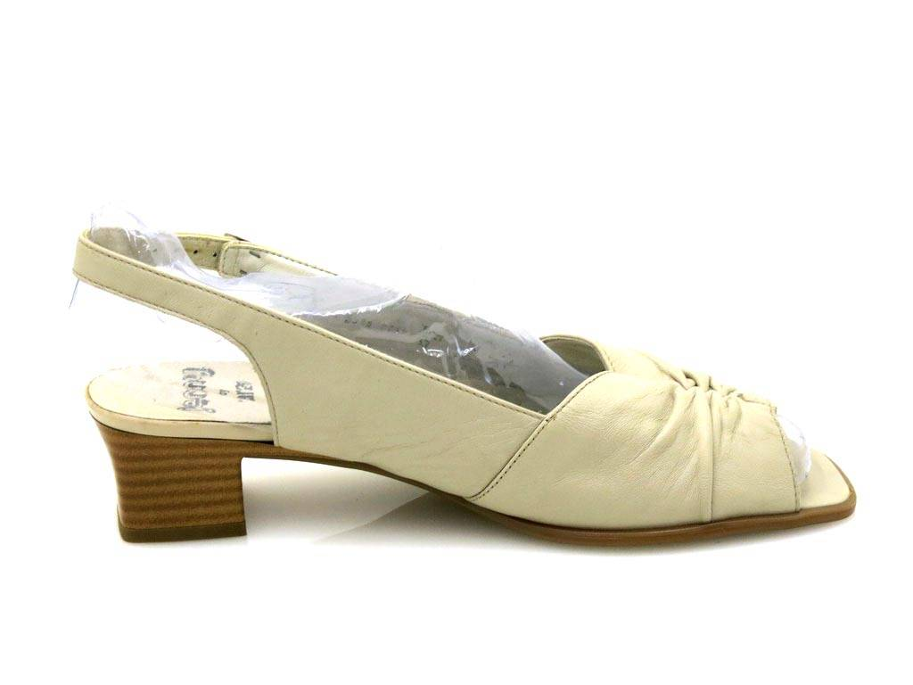 5b9f2f301888 Jenny by ARA Sandalette Lederschuhe für Damen Sommer Sandale ...