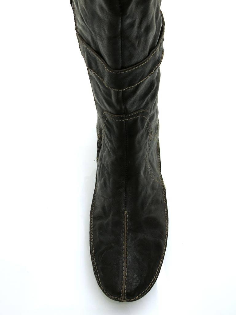 Details zu Tamaris Winterstiefel Strickschaft Stiefel Schuhe Damenstiefel braun 3299