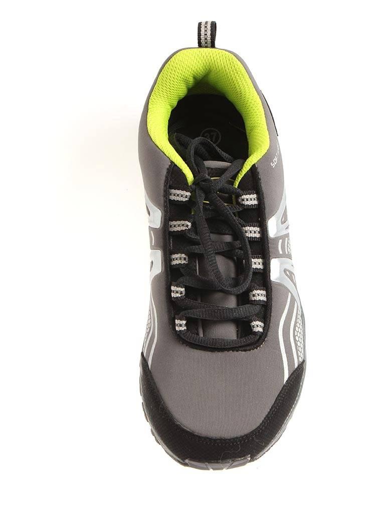 ConWay Sportschuhe schwarz grün Softshell CONTEX Herren