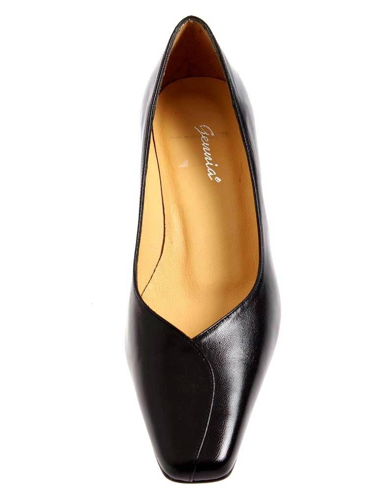 Gennia élégante en Cuir Escarpins Chaussures Femmes Femmes Femmes Escarpins Chaussures Noir bcb6d1