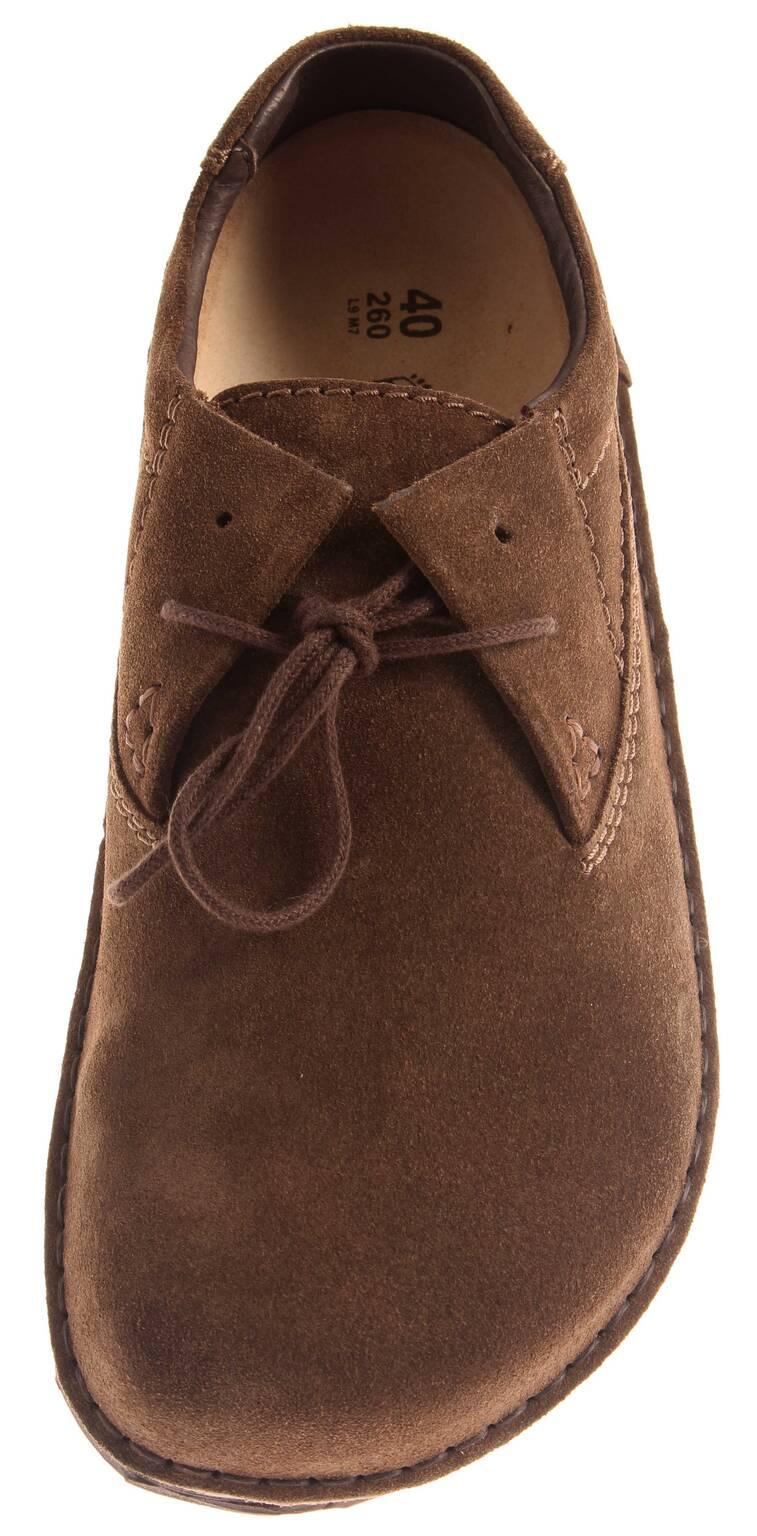 buy popular fe9d7 18996 Birkenstock Basse Su Ragazzi By Scarpe Dettagli Footprints ...