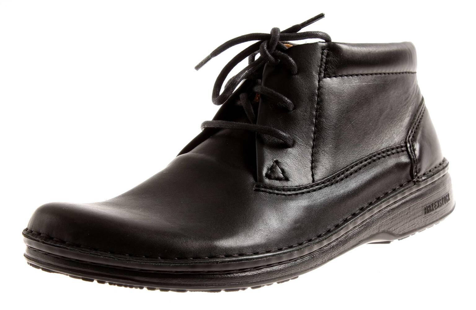 Footprints by Leder Birkenstock Boots Lederstiefel Portland Leder by Boot schmal f77a4b