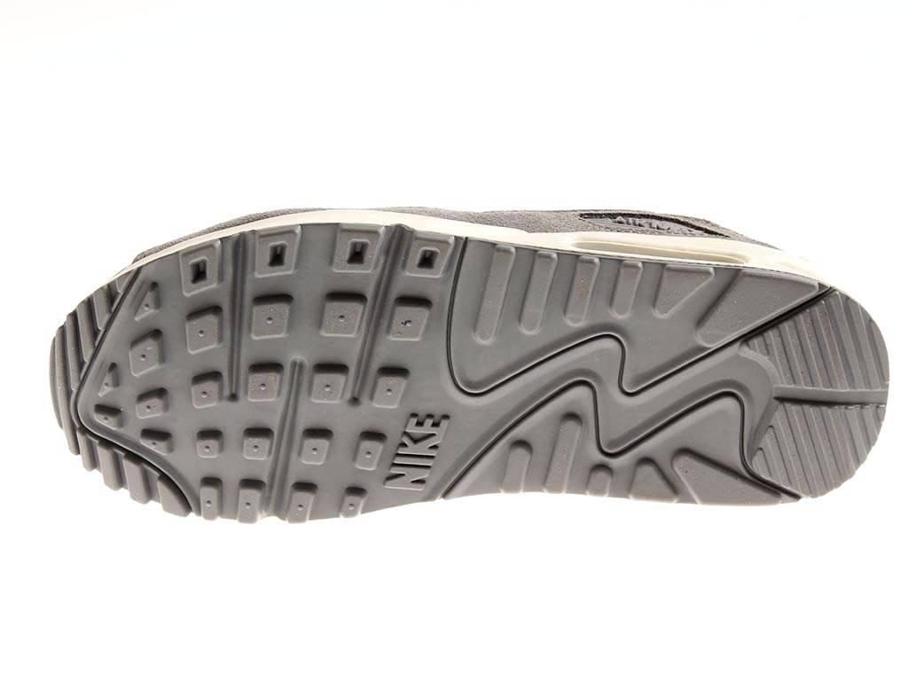 Nike Baskets Air Max 90 Premium Chaussures Femme de Sport