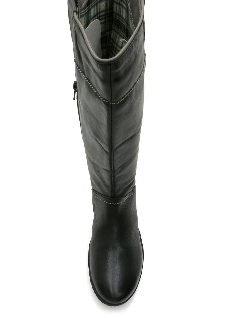 Head Stiefel Damenschuhe Schwarz Schuhe Damenstiefel Lederstiefel 5228 Schwarz Damenschuhe 2a5a0a