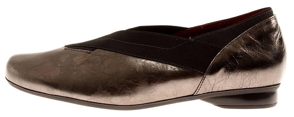 Theresia M. Damenschuhe Slipper Leder Schuhe Einlagen Halbschuhe 55406