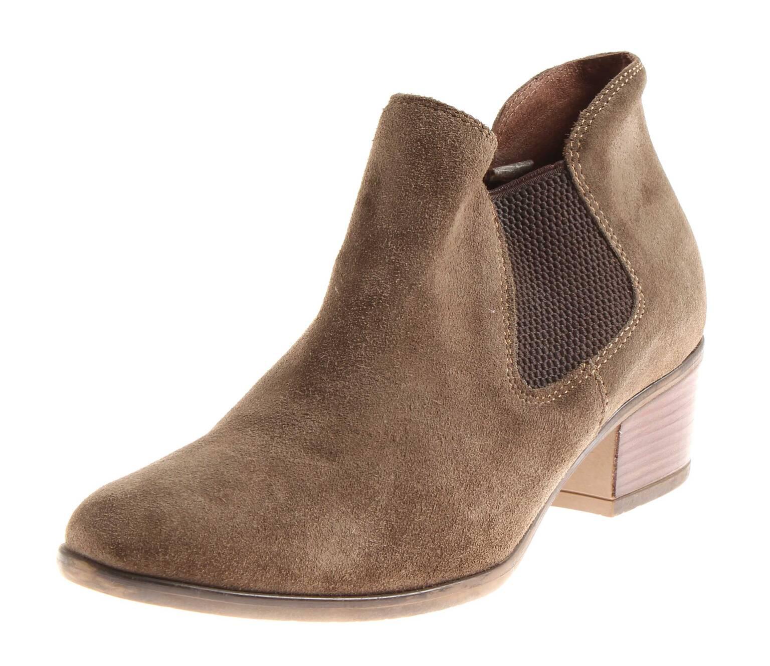 Isabelle Damenschuhe Lederstiefelette Ankle Boot  Damenschuhe Isabelle Leder Stiefelette Wildleder 0876e8