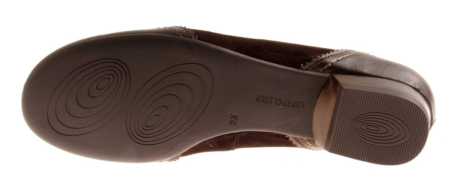 Jenny Leder by ARA Damenschuhe Pumps Leder Jenny Mary Jane bronze 63726 6fb24c