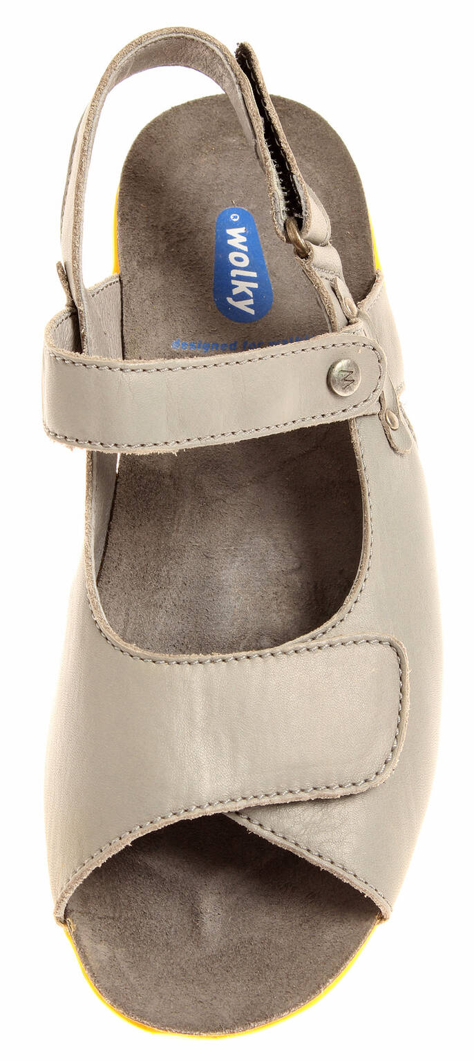Wolky 650320 Sommer Twinkle Damen bequeme LederSandalee Sommer 650320 Schuhe Sandalen Einlagen ac7cfd
