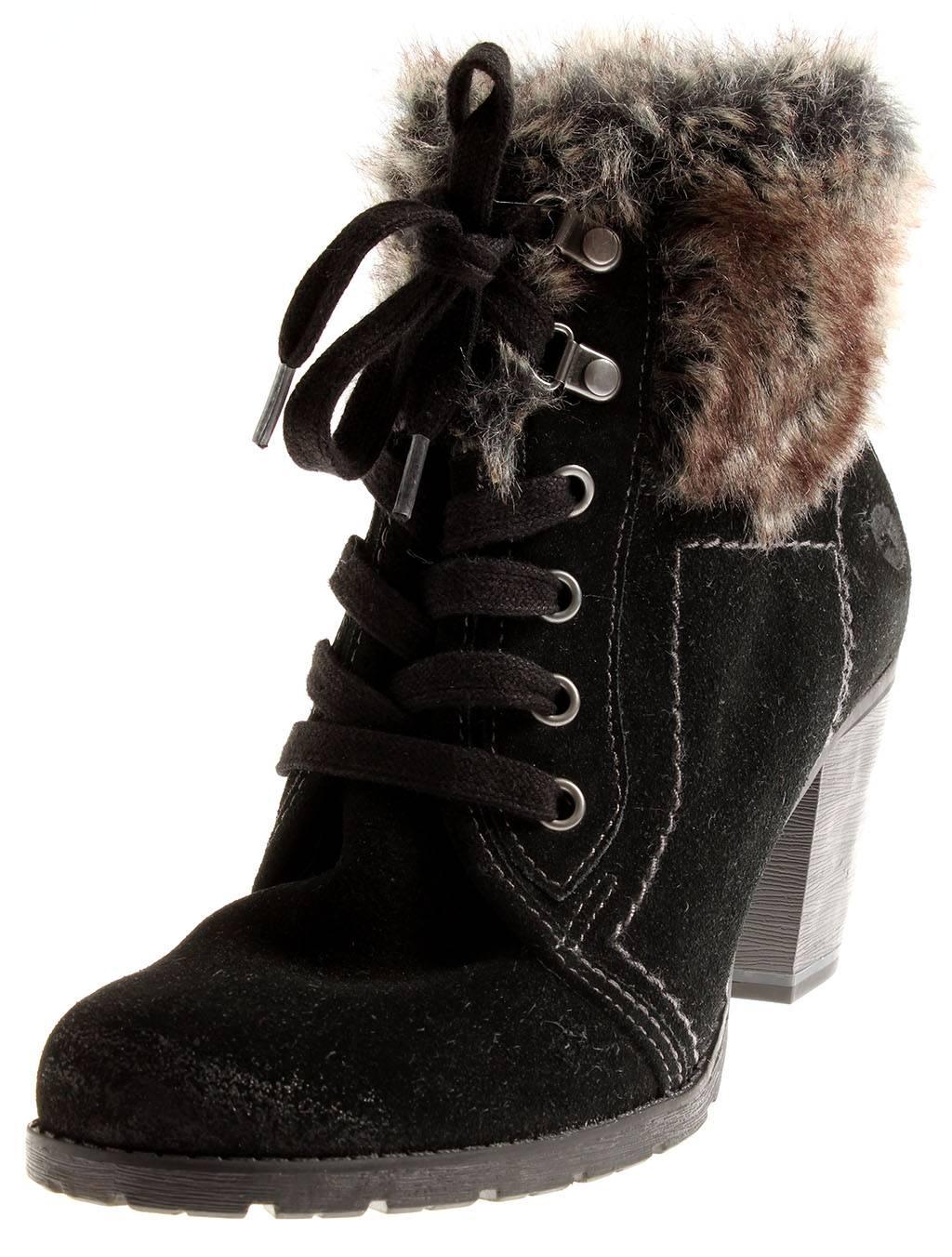 e4f3b75ae Tamaris Mujer 1-25230 Botines Stiefel Corto Zapatos Mujer Botas Cuero