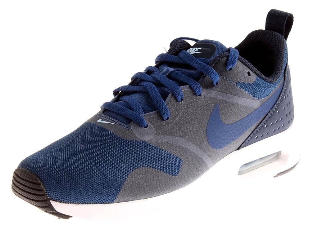 Nike Air Max Tavas Basket Chaussures Chaussures Basket De Sport Chaussures Hommes bleu foncé 705149 f03a05
