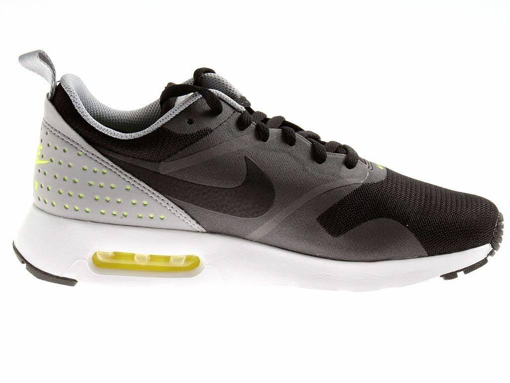 b5de4d6472b7d Nike Deporte De Air Hombre Gris Max Tavas Zapatos Zapatillas Negro rZwrX