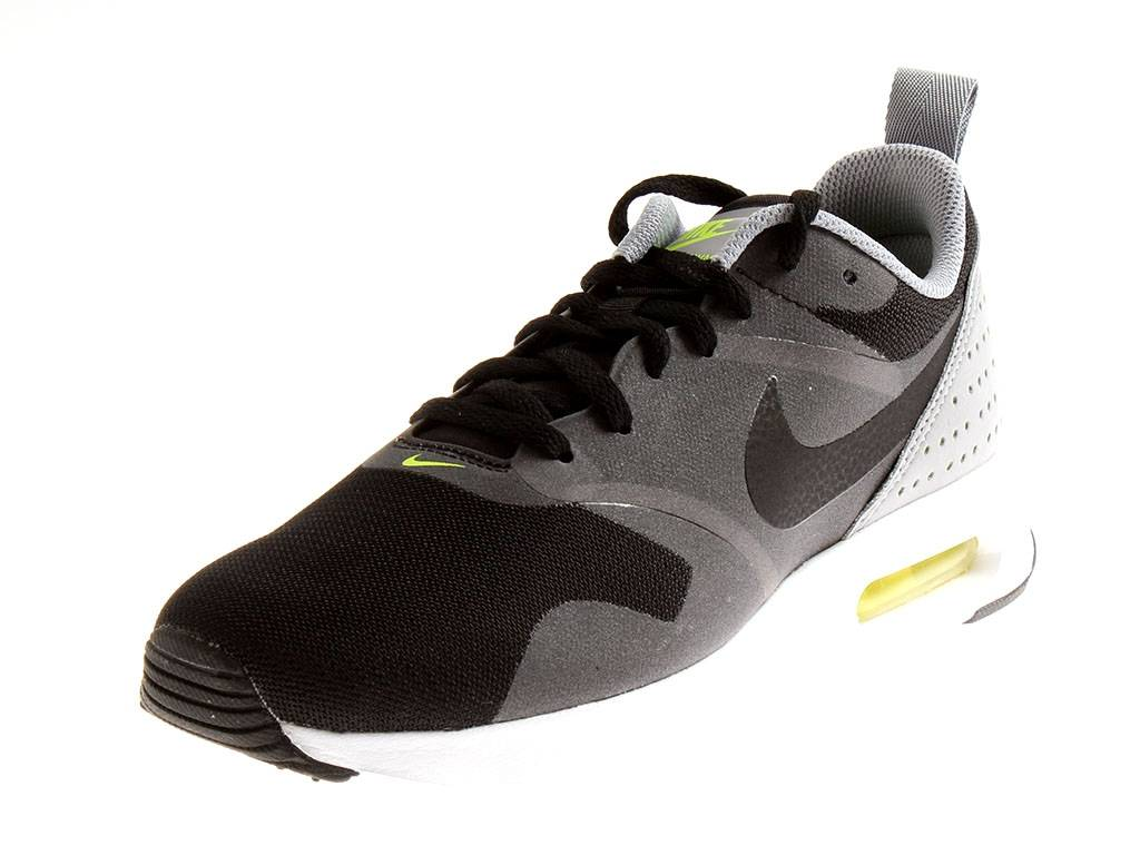brand new fc429 d35fa Nike Air Max Tavas Zapatillas de Deporte Zapatos Hombre Negro Gris 705149
