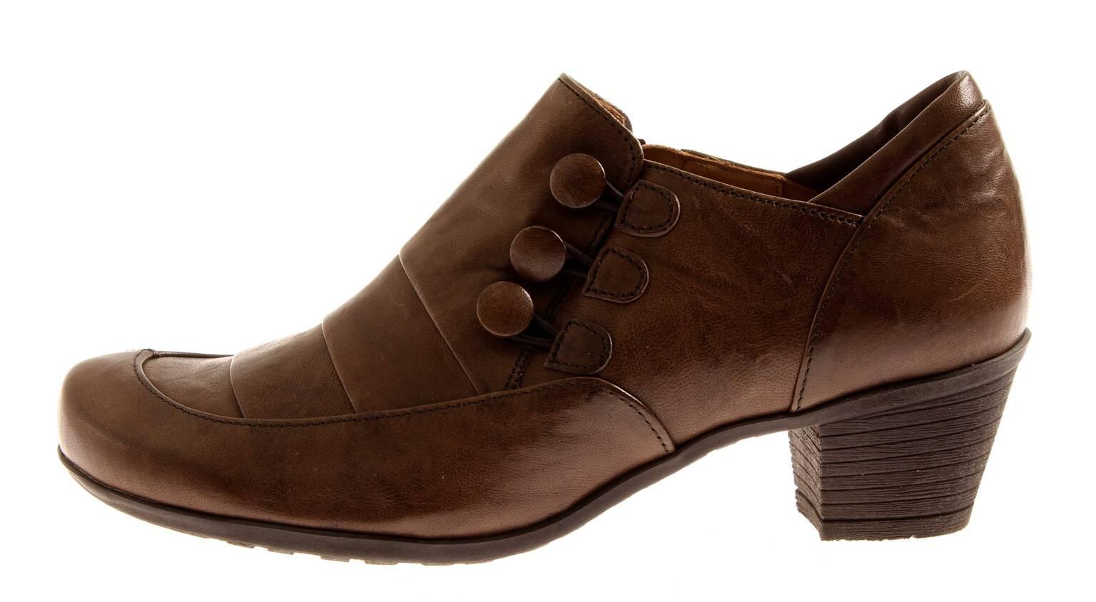 Gabor Hochfrontpumps Leder Damenschuhe Schuhe Leder Hochfrontpumps Ankle Stiefel 74.492 daca38