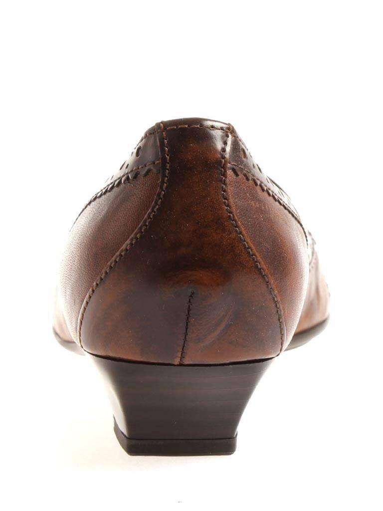 Gabor Damenschuhe Pumps Leder cognac Mary Jane fango cognac Leder 75.290 561c33