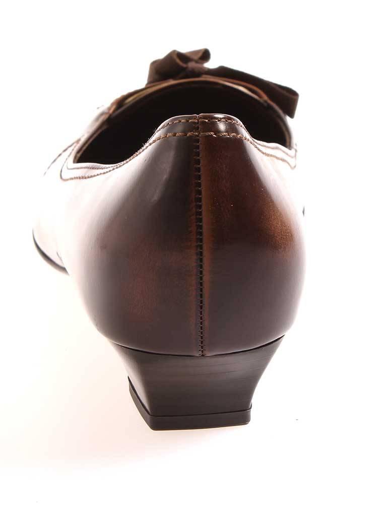 Gabor Damenschuhe Pumps Leder cognac 75.292 Lederpumps Damen 75.292 cognac 73c756